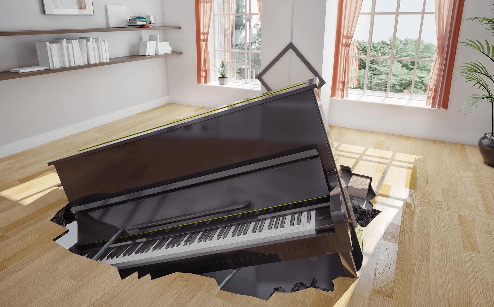 заказать перевозку пианино в Киеве сан парк мувинг картинка
