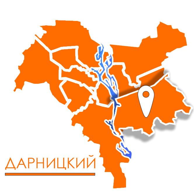 грузовое такси в дарницком районе киева карта картинка