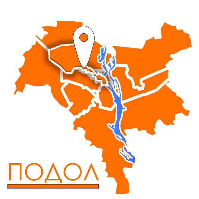 грузовое такси в подольском районе киева карта картинка