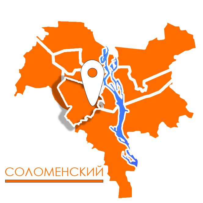 грузовое такси в соломенском районе киева карта картинка